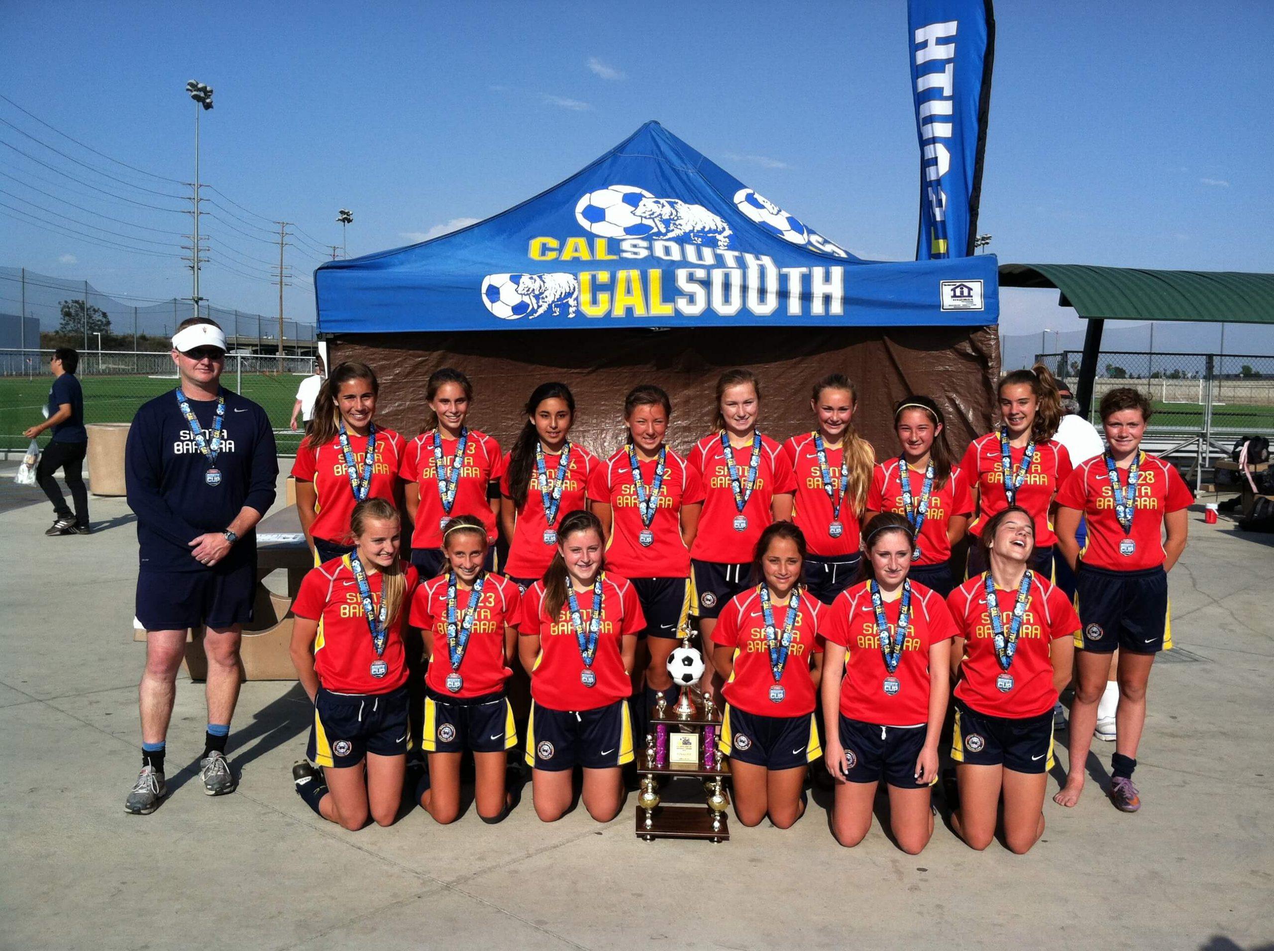 2012 (U14G)Regional Team (1)