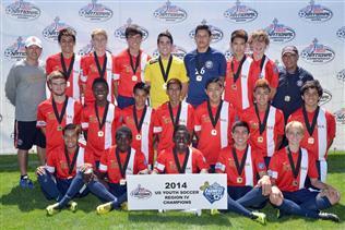 Santa Barbara SC U16 Boys