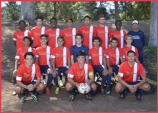Santa Barbara SC U17 Boys